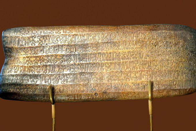 This is rongorongo, the form of writing found on Rapa Nui or Easter Island, and it has not been deciphered. The last natives who could read rongorongo were priests who were captured in a Peruvian slaving raid in 1862 and subsequently died.