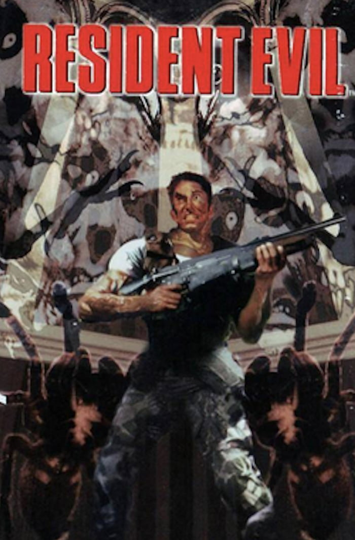 25 years ago today, Resident Evil was released on Playstation, Sega Saturn, and PC