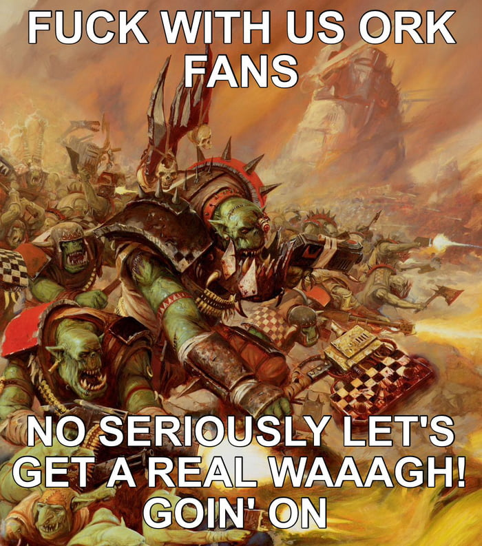P FUCK WITH us ORK  FANS  / NO'S'ERIQUISLY LET'S GET A REAV'ILWAAAGH! _' \G'ole' 0m