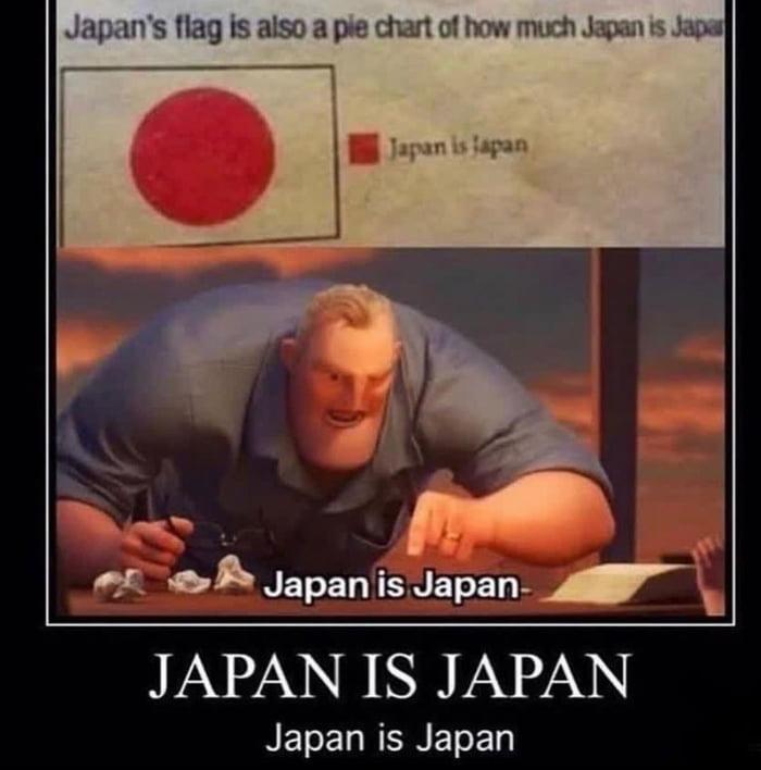 was u' s {Leg Is also a p -; dun 0! Mr. much Jdam la J.L.u  I )apan n lapn  :2 M .3: z  a 95 Japan'isJapan—I k1 JAPAN IS JAPAN  Japan is Japan
