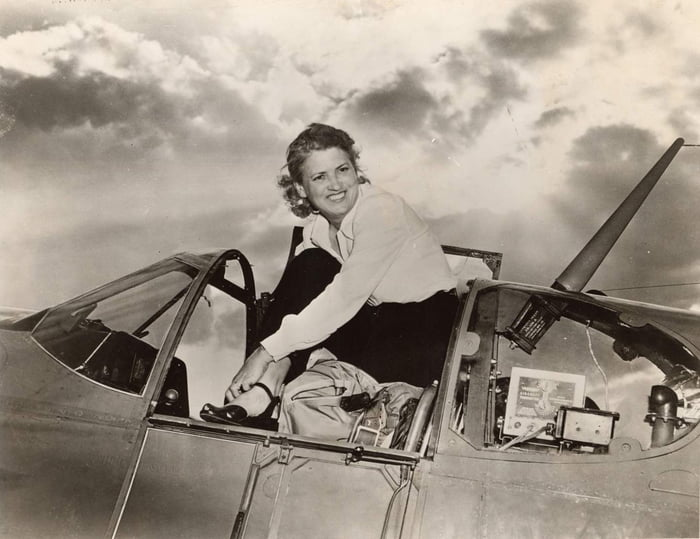 Jacqueline Cochran was the first woman to fly faster than the speed of sound. At the time of her death in 1980, she held more speed, altitude, and distance records than any other male or female pilot in history.