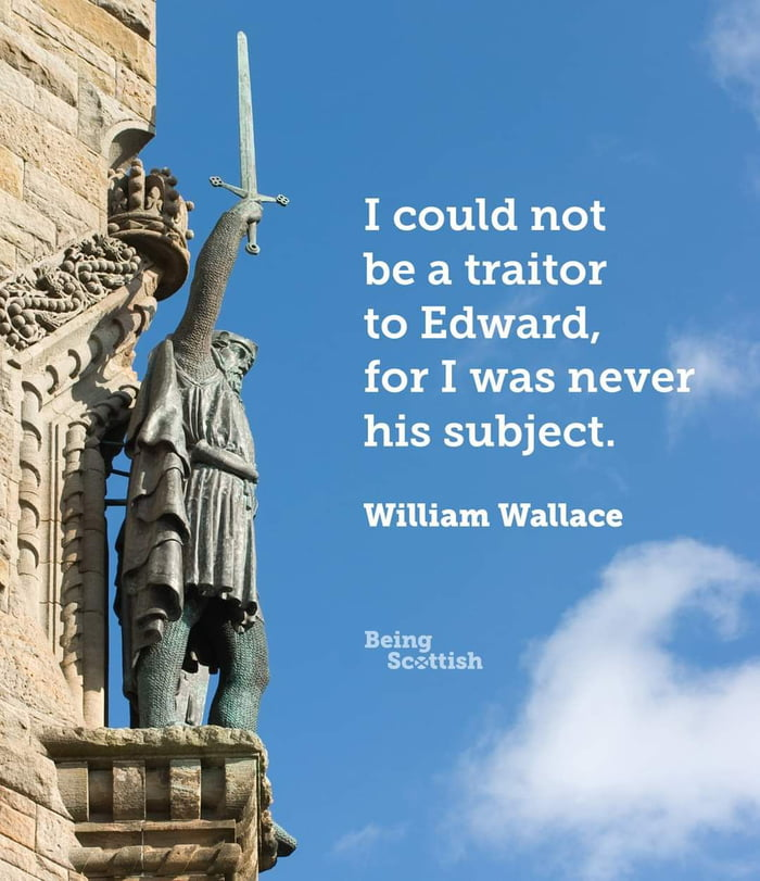 On This Day in 1305: William Wallace was executed. John de Menteith, a Scots knight loyal to Edward, had turned Wallace over to English soldiers 18 days earlier. He was eventually taken to Westminster Hall, where he was tried for treason and atrocities against civilians in war.