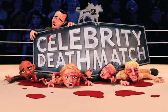"""Would be nice to see all new """"celebrities"""" to kill each other"""