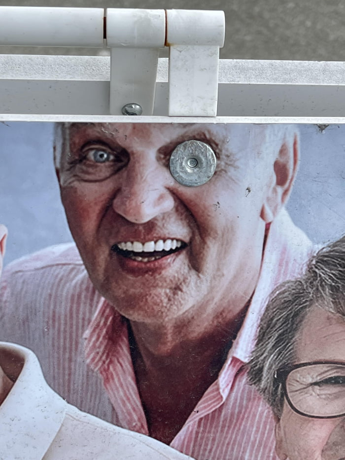 Agent of chaos sent from the future: Terminator grandpa