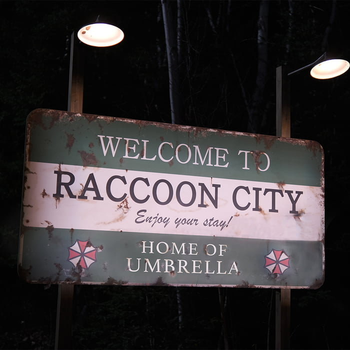 Resident Evil: Welcome to Raccoon City first image
