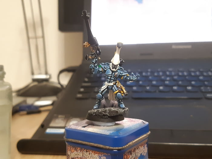 Listened to your advice, I added some white highlight. What do you think now?