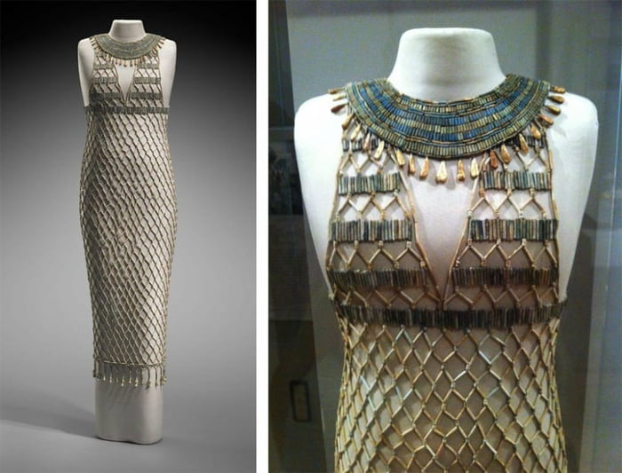 4.500 years old Egyptian dress