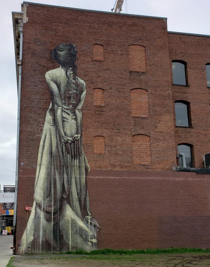 Beautiful Graffiti, Portland