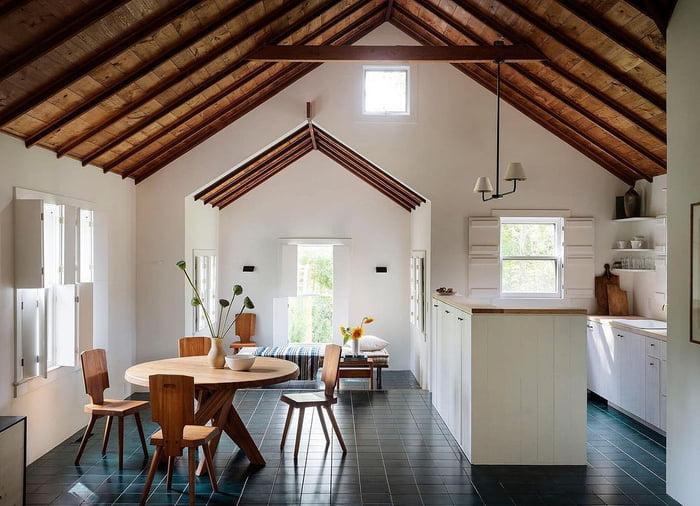 Katrin Thormann's Shelter Island Home