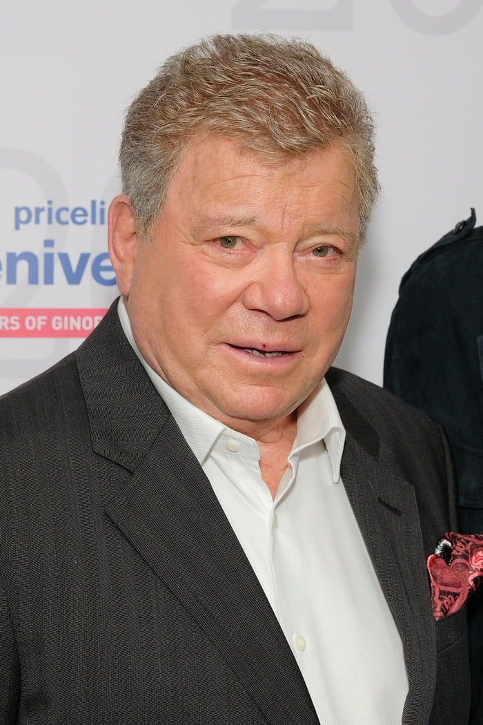 Congratulations legend! William Shatner 90 years and going.
