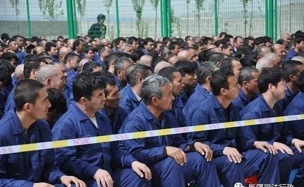 People here are denying the concentration camps.. wtf China bots ?