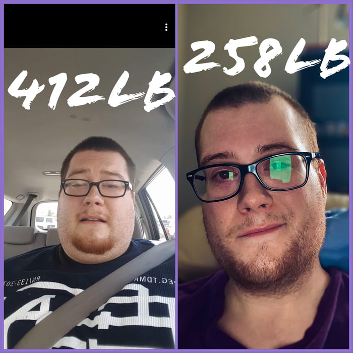 2 year difference, 78lbs to go till goal weight.
