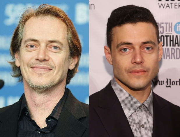 So someone faceswapped Rami Malek and Steve Buscemi